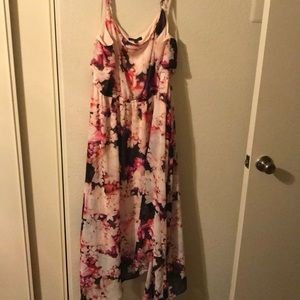 Lane Bryant Long Dress